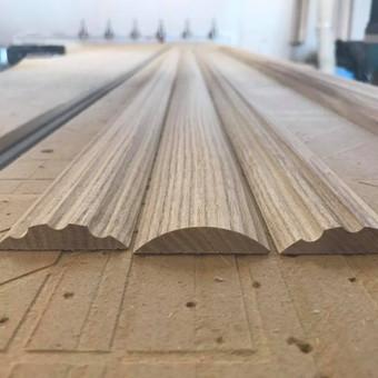 CNC frezavimo paslaugos, filinginiai fasadai, HPL frezavimas / UAB LAIPSNIS LT / Darbų pavyzdys ID 738405