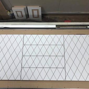 CNC frezavimo paslaugos, filinginiai fasadai, HPL frezavimas / UAB LAIPSNIS LT / Darbų pavyzdys ID 738409