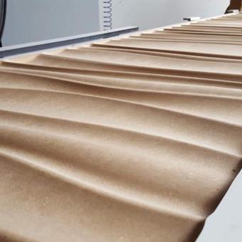 CNC frezavimo paslaugos, filinginiai fasadai, HPL frezavimas / UAB LAIPSNIS LT / Darbų pavyzdys ID 738437