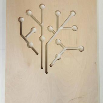 CNC frezavimo paslaugos, filinginiai fasadai, HPL frezavimas / UAB LAIPSNIS LT / Darbų pavyzdys ID 738759