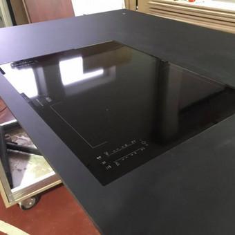 CNC frezavimo paslaugos, filinginiai fasadai, HPL frezavimas / UAB LAIPSNIS LT / Darbų pavyzdys ID 738761