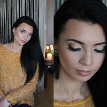"""""""Silvija MUA Make Up & Hairstyles""""  - MAKIAŽAI ir ŠUKUOSENOS / Silvija / Darbų pavyzdys ID 93441"""