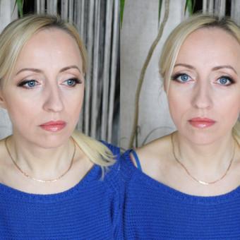 """""""Silvija MUA Make Up & Hairstyles""""  - MAKIAŽAI ir ŠUKUOSENOS / Silvija / Darbų pavyzdys ID 93448"""