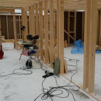 Statybos ir apdailos darbai / MB Masaulis / Darbų pavyzdys ID 740001