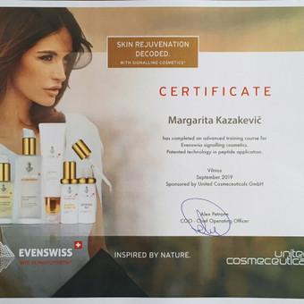 Med. kosmetologė Margarita Kazakevič Vilnius / Margarita Kazakevič / Darbų pavyzdys ID 740177