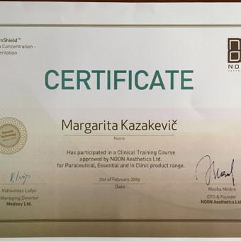 Med. kosmetologė Margarita Kazakevič Vilnius / Margarita Kazakevič / Darbų pavyzdys ID 740189