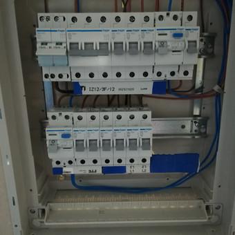 Elektrikas Vilniuje, Elektros darbai / Igoris / Darbų pavyzdys ID 740567