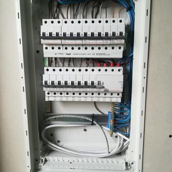 Elektrikas Vilniuje, Elektros darbai / Igoris / Darbų pavyzdys ID 740583