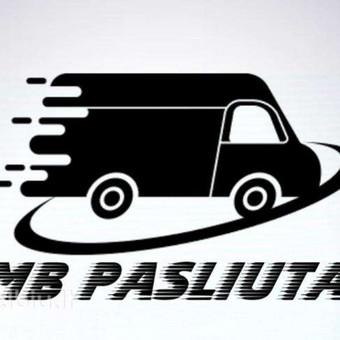 Gyventojų - įmonių perkraustymas, krovinių pervežimas / MB Pasliuta / Darbų pavyzdys ID 743387