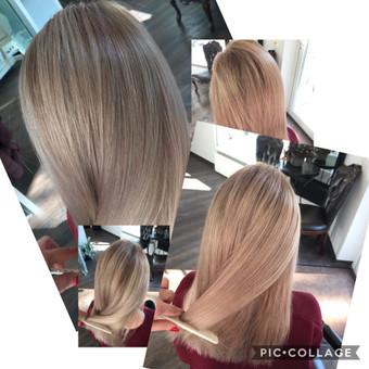 Kirpėjas, meistras, plaukų stilistas / Nijole Veliulė / Darbų pavyzdys ID 744375