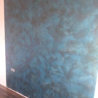 Sienų dekoravimas, išskirtinė vidaus apdaila. / Rolandas / Darbų pavyzdys ID 744781