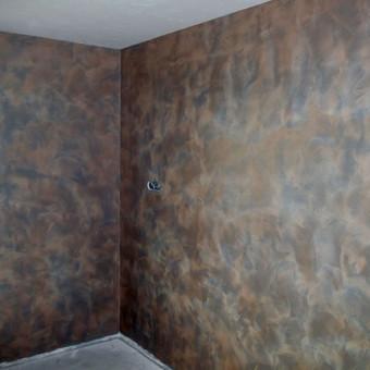 Sienų dekoravimas, išskirtinė vidaus apdaila. / Rolandas / Darbų pavyzdys ID 744789
