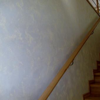 Sienų dekoravimas, išskirtinė vidaus apdaila. / Rolandas / Darbų pavyzdys ID 744793