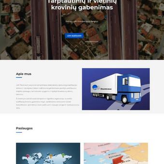 Internetinių svetainių, parduotuvių kūrimas / MB Skaitmeninis verslas / Darbų pavyzdys ID 744855