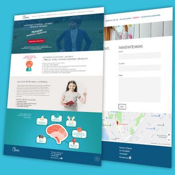 reklamos agentūra | Efektyvios interneto svetainės / Laisvalaikio Renginiai MB / Darbų pavyzdys ID 752213