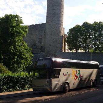 Autobusų ir mikroautobusų nuoma / Keleivių vežimas / Darbų pavyzdys ID 753967