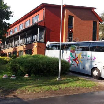 Autobusų ir mikroautobusų nuoma / Keleivių vežimas / Darbų pavyzdys ID 753971