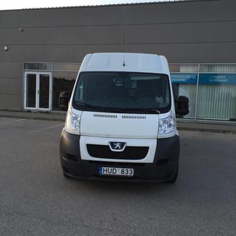 Krovininių, keleivinių mikroautobusų nuoma, vežam krovinius / Eurosiunta / Darbų pavyzdys ID 755217