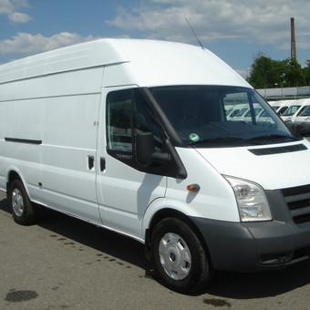 Krovininių, keleivinių mikroautobusų nuoma, vežam krovinius / Eurosiunta / Darbų pavyzdys ID 755219