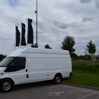 Krovininių, keleivinių mikroautobusų nuoma, vežam krovinius / Eurosiunta / Darbų pavyzdys ID 755221