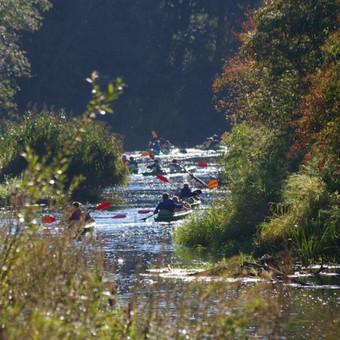 Jūros upė mūsų pati mylimiausia, pažįstama kaip penki pirštai, todėl galime patarti, pasiūlyti tik geriausius variantus organizuojant Jūsų svajonių žygį. Įvairūs 1 dienos maršrutai:  ...