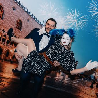 Jūsų šventės vedėjas - IGNAS BASIJOKAS ir DJ komanda / Ignas Basijokas / Darbų pavyzdys ID 757107