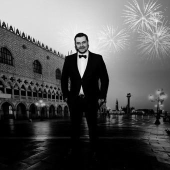 Jūsų šventės vedėjas - IGNAS BASIJOKAS ir DJ komanda / Ignas Basijokas / Darbų pavyzdys ID 757155