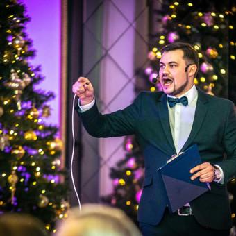 Jūsų šventės vedėjas - IGNAS BASIJOKAS ir DJ komanda / Ignas Basijokas / Darbų pavyzdys ID 757187