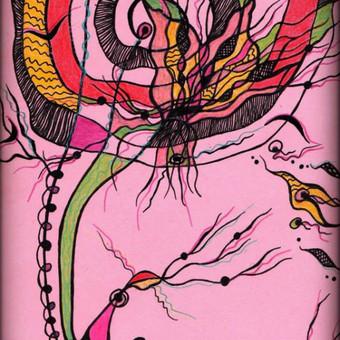 """Atvirukas """"Susižavėjimas""""/ idėjos knygų iliustravimui... Art by Rama"""