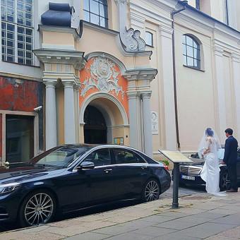 Prabangių Mercedes Benz S klasės Long nuoma / Transportas vestuvėms / Darbų pavyzdys ID 762237