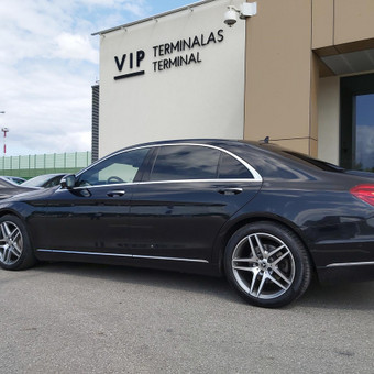 Mercedes automobilių nuoma su vairuotoju / Transportas vestuvėms / Darbų pavyzdys ID 762959