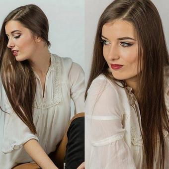 """""""Silvija MUA Make Up & Hairstyles""""  - MAKIAŽAI ir ŠUKUOSENOS / Silvija / Darbų pavyzdys ID 94845"""