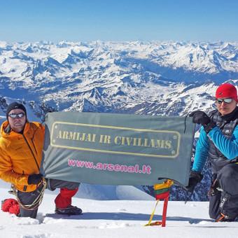 Kalnų kelionės / Kalnų kelionių klubas / Darbų pavyzdys ID 763673