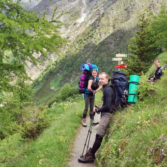 Kalnų kelionės / Kalnų kelionių klubas / Darbų pavyzdys ID 763731
