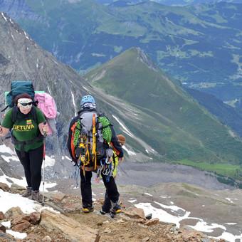 Kalnų kelionės / Kalnų kelionių klubas / Darbų pavyzdys ID 763737