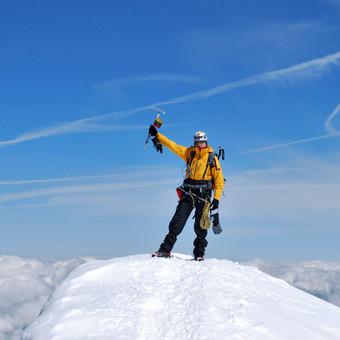 Kalnų kelionės / Kalnų kelionių klubas / Darbų pavyzdys ID 763769