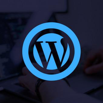 Dirbame wordpress projektais