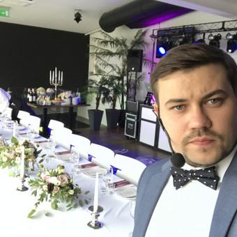 Jūsų šventės vedėjas - IGNAS BASIJOKAS ir DJ komanda / Ignas Basijokas / Darbų pavyzdys ID 768499
