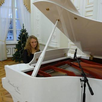Fortepijono mokytoja / Justė Kazakevičiūtė / Darbų pavyzdys ID 95099