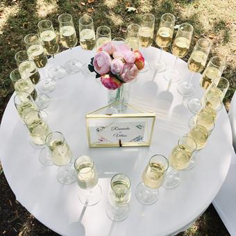 Šventė Stilingai - vaišių/šampano staliukas + aptarnavimas / Gabrielė Venckūnaitė / Darbų pavyzdys ID 768787