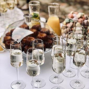 Šventė Stilingai - vaišių/šampano staliukas + aptarnavimas / Gabrielė Venckūnaitė / Darbų pavyzdys ID 768795