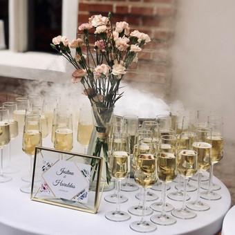 Šventė Stilingai - vaišių/šampano staliukas + aptarnavimas / Gabrielė Venckūnaitė / Darbų pavyzdys ID 768797