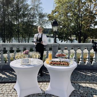 Šventė Stilingai - vaišių/šampano staliukas + aptarnavimas / Gabrielė Venckūnaitė / Darbų pavyzdys ID 768799