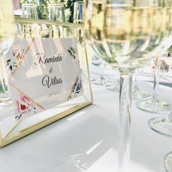 Šventė Stilingai - vaišių/šampano staliukas + aptarnavimas / Gabrielė Venckūnaitė / Darbų pavyzdys ID 768801