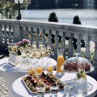 Šventė Stilingai - vaišių/šampano staliukas + aptarnavimas / Gabrielė Venckūnaitė / Darbų pavyzdys ID 768803