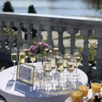 Šventė Stilingai - vaišių/šampano staliukas + aptarnavimas / Gabrielė Venckūnaitė / Darbų pavyzdys ID 768805