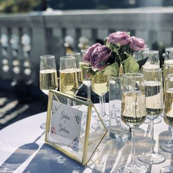 Šventė Stilingai - vaišių/šampano staliukas + aptarnavimas / Gabrielė Venckūnaitė / Darbų pavyzdys ID 768811