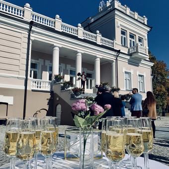 Šventė Stilingai - vaišių/šampano staliukas + aptarnavimas / Gabrielė Venckūnaitė / Darbų pavyzdys ID 768813