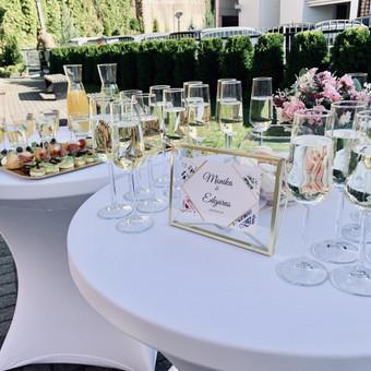 Šventė Stilingai - vaišių/šampano staliukas + aptarnavimas / Gabrielė Venckūnaitė / Darbų pavyzdys ID 768821