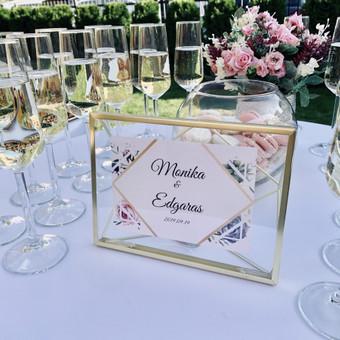 Šventė Stilingai - vaišių/šampano staliukas + aptarnavimas / Gabrielė Venckūnaitė / Darbų pavyzdys ID 768823